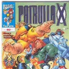 Cómics: LA PATRULLA X VOLUMEN 2. Nº 40. Lote 296622888