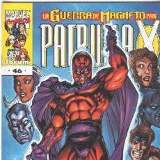 Cómics: LA PATRULLA X VOLUMEN 2. Nº 46. Lote 296623023