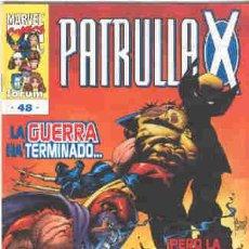 Cómics: LA PATRULLA X VOLUMEN 2. Nº 48. Lote 296623153