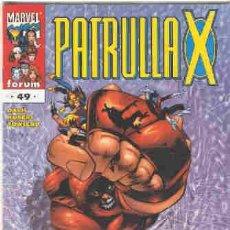 Cómics: LA PATRULLA X VOLUMEN 2. Nº 49. Lote 296623208