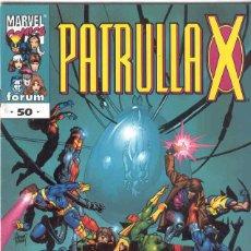 Cómics: LA PATRULLA X VOLUMEN 2. Nº 50. Lote 296623263