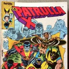 Cómics: LA PATRULLA-X 1ª EDICIÓN (1 AL 75 Y 12 ESPECIALES). Lote 296627778