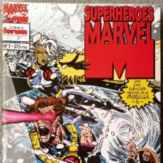 Cómics: SUPERHÉROES MARVEL (5 NÚMEROS X-MEN). Lote 296628543
