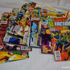 Cómics: FACTOR X - VOLUMEN UNO ¡OPORTUNIDAD! 21 NÚMEROS VARIADOS Y CONSECUTIVOS ¡MIRA FOTOS/DETALLES!. Lote 296705608