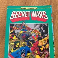 Cómics: ¡¡LIQUIDACION!! - SECRET WARS - OBRA COMPLETA (DEL 1 AL 12) - FORUM. Lote 296780678