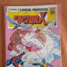Cómics: ESPECIAL PRIMAVERA 1989 FACTOR X FORUM. Lote 296781168