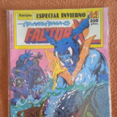 Cómics: EXTRA INVIERNO 1989 FACTOR X FORUM. Lote 296782018