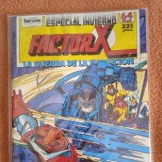 Cómics: EXTRA INVIERNO1988 FACTOR X FORUM. Lote 296782283