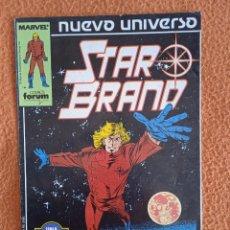 Cómics: STAR BRAND 1 FORUM. Lote 296787028