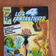 Cómics: LOS 4 FANTÁSTICOS 56-57-58-59-60 VOL 1 FORUM. Lote 296963988