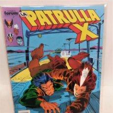 Cómics: COMIC FORUM PATRULLA X Nº 87. Lote 297104448
