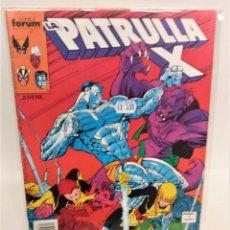 Cómics: COMIC FORUM PATRULLA X Nº 81. Lote 297104863