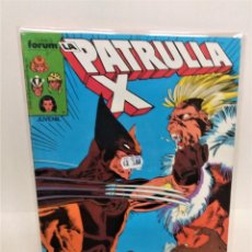 Cómics: COMIC FORUM PATRULLA X Nº 72. Lote 297105438