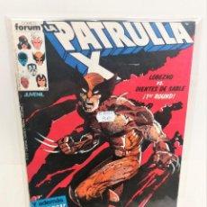 Cómics: COMIC FORUM PATRULLA X Nº 63. Lote 297106103