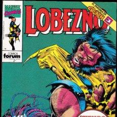 Cómics: LOBEZNO - VOL.1 - Nº 48 - EL TOUR DEL MISTERIO QUIMÉRICO - FORUM -. Lote 297108548