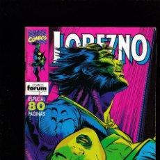 Cómics: LOBEZNO - VOL.1 - Nº 50 - TREINTA ZARPAZOS SOBRE TOKIO O SAYONARA - FORUM -. Lote 297109053