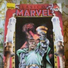 Cómics: CLASICOS MARVEL NUM. 40. Lote 297184328