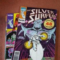 Cómics: SILVER SURFER NUM. 12. Lote 297249533