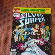 Cómics: SILVER SURFER EXTRA PRIMAVERA. Lote 297250273
