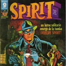 Cómics: COMIC SPIRIT Nº 1 EDITORIAL GARBO. Lote 4593494