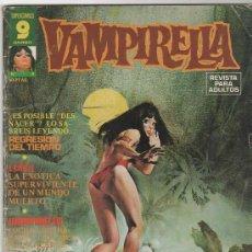 Cómics: VAMPIRELLA Nº 8 GARBO. Lote 9270100