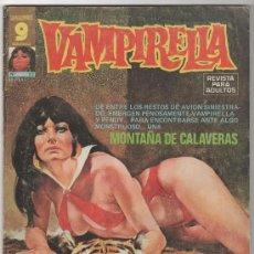 Cómics: VAMPIRELLA Nº 23 GARBO, CON JOSE GONZALEZ. Lote 7786891