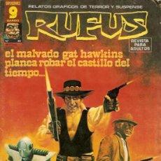 Cómics: COMIC RUFUS Nº 49. Lote 35761985