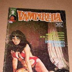 Cómics: VAMPIRELLA Nº 22. LEOPOLDO SÁNCHEZ, ENRIC TORRES, NESTOR REDONDO, GEORGE KASHDAN. GARBO EDITORIAL.. Lote 27394401