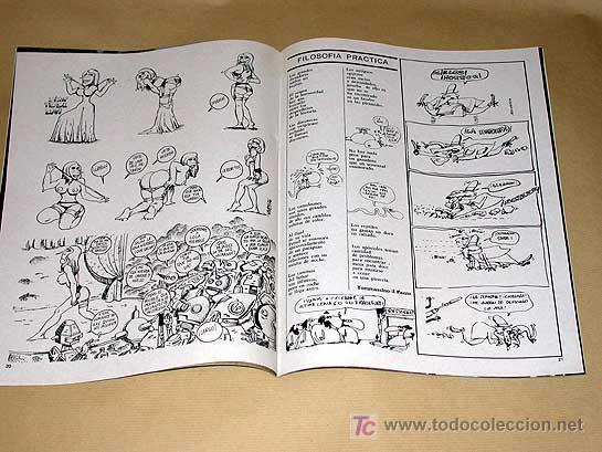 Cómics: MATA RATOS Nº 25. II ÉPOCA. GARBO OCTUBRE 1976. AGATA LYS POR OUTUMURO, REISER, KIM, J. L. MARTÍN. - Foto 3 - 24839471