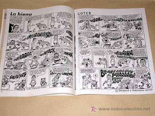 Cómics: MATA RATOS Nº 31. II ÉPOCA. GARBO NOVIEMBRE 1976. GOTLIB, J. L. MARTÍN, VIVES, MANEL ROMEU TOM, DINO - Foto 3 - 24839467