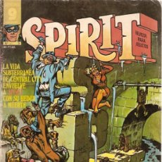 Cómics: COMIC SPIRIT Nº 3. Lote 8630552