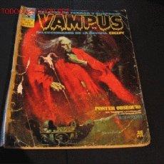Cómics: VAMPUS Nº 19. Lote 16509100