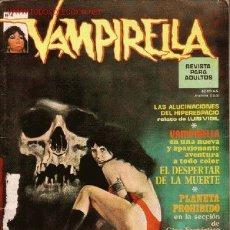 Cómics: VAMPIRELLA Nº4. REVISTA PARA ADULTOS - EL DESPERTAR DE LA MUERTE -. Lote 27309596