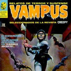 Cómics: VAMPUS Nº 1. Lote 10008870