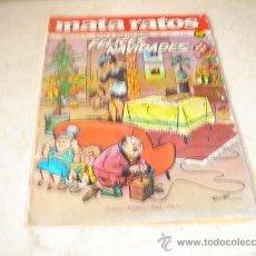 Cómics: MATA RATOS EXTRA NAVIDAD 1965. Lote 10387958
