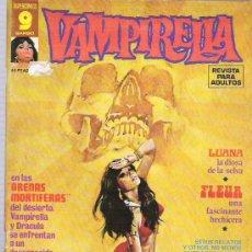Cómics: VAMPIRELLA - ABRIL 1975 *** Nº5 . Lote 16701224