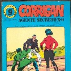Cómics: CORRIGAN AGENTE SECRETO X-9 Nº12,ED.GARBO. Lote 25857783