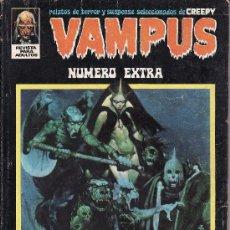 Cómics: VAMPUS EXTRA . Lote 15263342