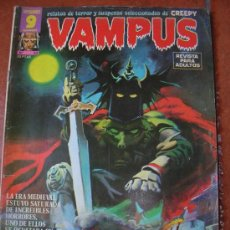 Cómics: VAMPUS Nº 48. Lote 17007467