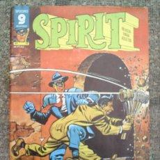 Cómics: SPIRIT N. 9 , SUPERCOMICS GARBO. Lote 17883843
