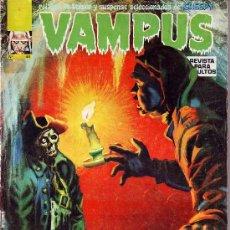 Cómics: VAMPUS Nº 46. Lote 18268235