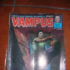 Cómics: VAMPUS Nº 41. Lote 18419943