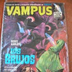 Cómics: VAMPUS Nº 31. Lote 20236525