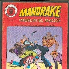 Cómics: SUPER COMICS GARBO, MANDRAKE Nº 8, EDITORIAL GARBO. Lote 22952961