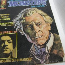 Cómics: COMICS TEBEO MONSTERS DEL CINE Nº 20 RICHARD CORBEN. Lote 26334173