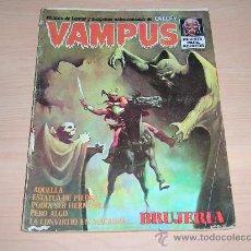 Cómics: VAMPUS # 39 - GARBO. Lote 23802745