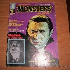 Cómics: FAMOSOS MONSTERS DEL CINE Nº 1 EDITORIAL GARBO 1975. Lote 27165081