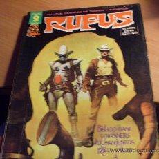 Cómics: RUFUS Nº 53 (GARBO) (COIB8). Lote 27010062