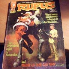 Cómics: RUFUS Nº 55 PENULTIMO (GARBO (COIB8). Lote 27010160