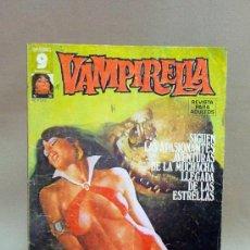 Cómics: COMIC, VAMPIRELLA, Nº 36, LA MUCHACHA LLEGADA DE LAS ESTRELLAS, GARBO. Lote 27355376
